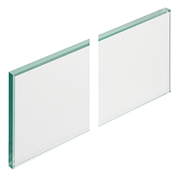 Glass panel, For Häfele Matrix Box P drawer side runner system