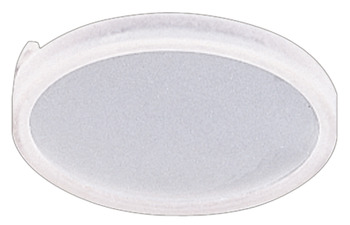 Glass Trim Diffuser, for Xenon Low Voltage Round Puck Light