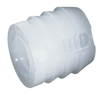 Glue-in sleeves, Plastic (polyamide)