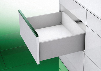 Grass Vionaro Drawer System, Side Height: (7 1/4) 185 mm