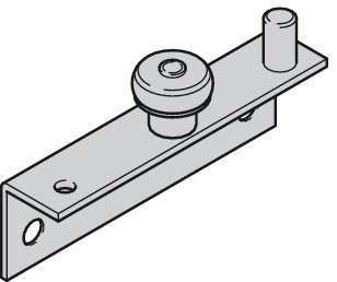 Guide, for screw fixing