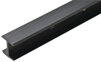 H-Channel Shelf Connector, 12 7/8 Length