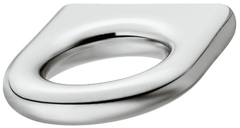 Handle, Polished Chrome, Zinc