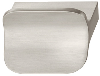 Handle, Zinc, Brushed Nickel