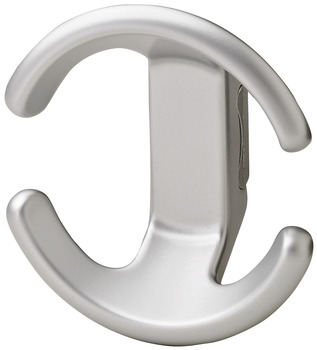 Hat & Coat Hook, 102 x 50 x 110 mm (W x D x H)