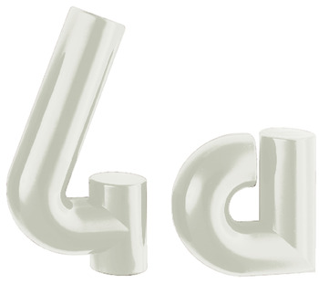 House Number, Weather-Resistant Polyamide