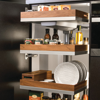 Individual Adjustable Tray, for LAVIDO Pantry Pull-Out