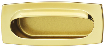 Inset Handle, Brass