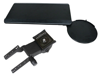 Keyboard Arm and Tray Combo Pack, with Lift N Lock Adjustment