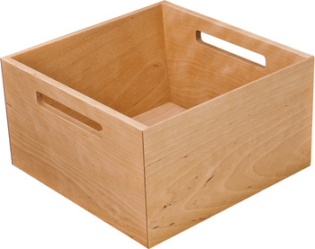Kitchen Storage Box 2, Fineline™ Move, 211.5 x 211.5 x 120 mm
