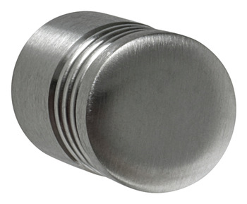 Knob, Matt, Stainless Steel