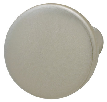 Knob, Satin Nickel, Zinc