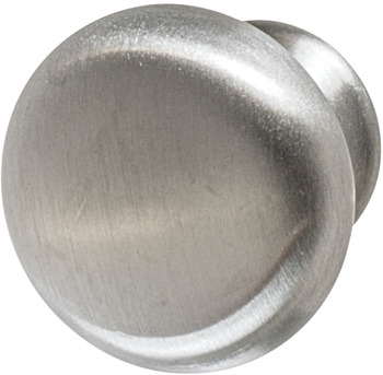 Knob, Stainless Steel