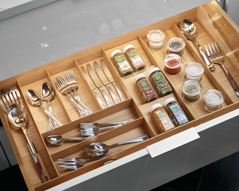 Large Cutlery Tray, Fineline™