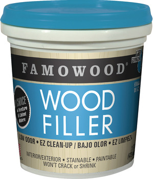 Latex Wood Filler, FAMOWOOD®