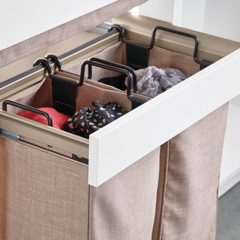 Laundry/Pant Rack Pull-Out Frame, ENGAGE