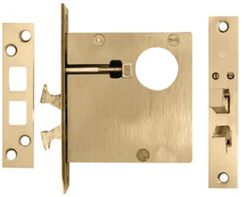 Lock Type 2, Mortise Locks