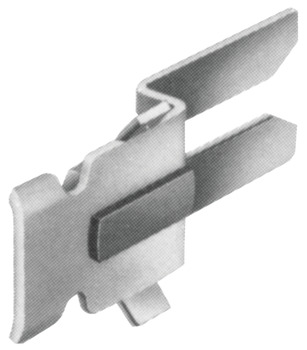 Lockbar Clip, for Side Mount Lock Body (234.86.017)