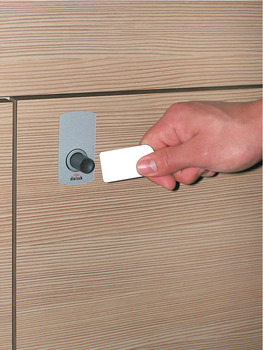 LockerLock Tag-it™, Battery Powered Electronic Locking System