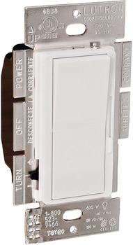 Lutron Wall Dimming Control, Diva, 2 Wire Forward Phase (CL)