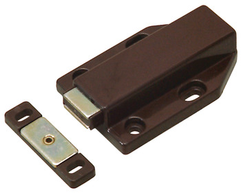 Magnetic Pressure Push Latch, 2.4 kg Pull