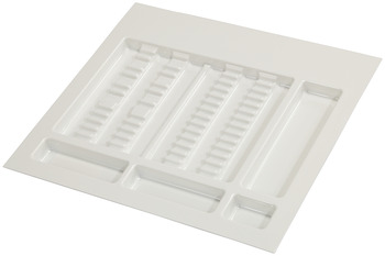 Medical Drawer Insert, Flat, for Medical Instruments