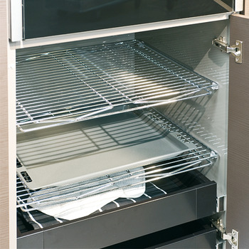 Metal Storage Rack, for Cabinets