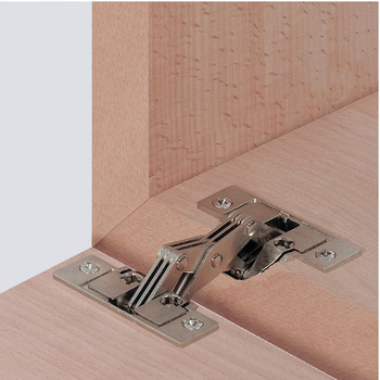Miter Hinge, GS 45/90, 135° Opening Angle