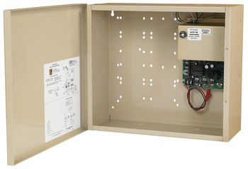 Modular Access Control Power Supply, 12/24 VDC 4 Amp