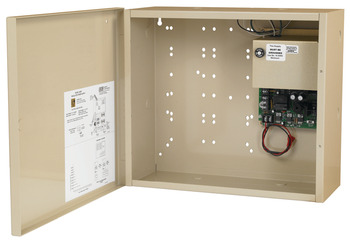 Modular Access Control Power Supply, 12 VDC 10 Amp
