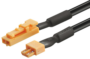 Modular Driver Cable, for modular Loox consumer, 12 V, without snap-in connector