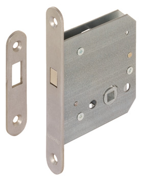 Mortise Lock, Passage Function