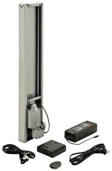 Motorized TV Lift, for Small TV Panels up to 26/110 lbs.