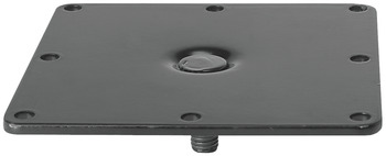 Mounting Plate, Ø60 mm Component System