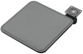 Mouse Pad, Tilt-N-Swivel