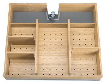 Optional Divider Set, for LAVIDO Trays