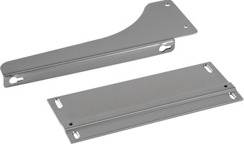 Optional Door Mount Bracket Kit, for KV Pull-Out Units
