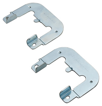 Optional Face Frame Bracket, for Accuride 3832 and 3834 Slides