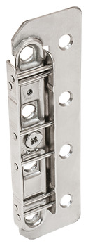 Optional Full Overlay Door Bracket for 5 Piece Doors, for Free Flap 1.7 and 3.15, Free Up and Free Swing