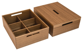 Optional Large Box Set, for LAVIDO Trays