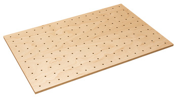 Optional Peg Board, for LAVIDO Trays