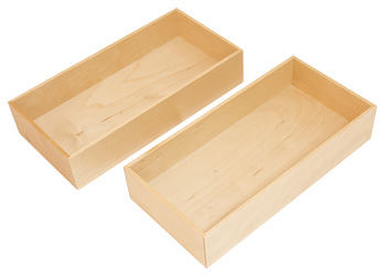 Optional Small Box Set, for LAVIDO Trays