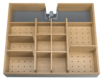 Optional Small Divider Set, for LAVIDO Trays