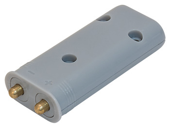 Plunger Contact Housing, For Contact Strip, 12 V