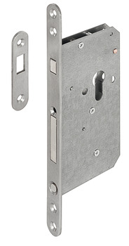 Pocket Door Lock, Entrance Function