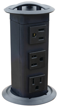 Pop-Up Power Station, 3 Outlet