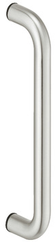 Pull Handle, StarTec® Stainless Steel; Bodo; 1 Non-Threaded Standoff