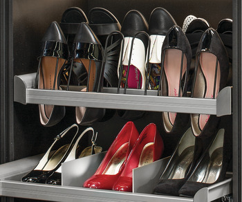 Pull-Out Shoe Organizer, ENGAGE