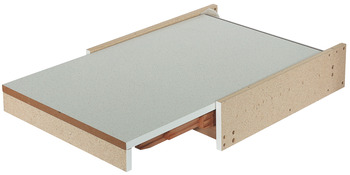 Pull-Out Table System, For Kitchen Cabinets, 100 kg