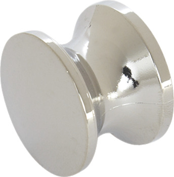 Push-Button Knob, for Push-Lock, Plastic